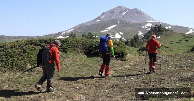 Geleneksel Ilgaz Dağı tırmanışı yapılacak