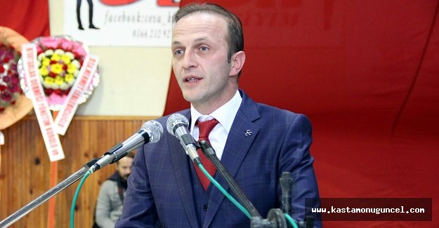 MHP Merkez İlçe Başkanı Kurtcu, istifa etti
