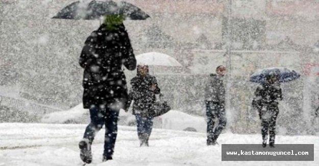 """Meteorolojiden uyarı: """"Kar'a hazırlıklı olalım"""""""