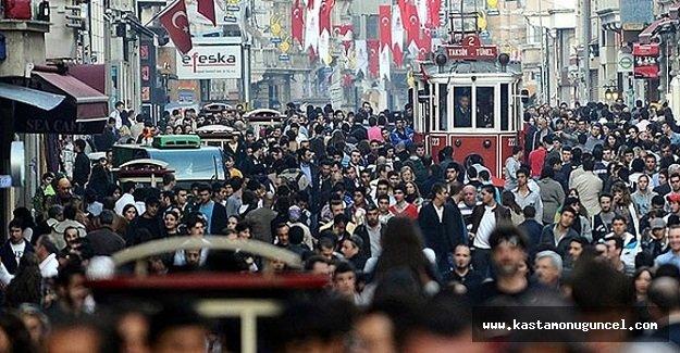 Türkiye nüfusu ne kadar oldu? İşte ayrıntılar...