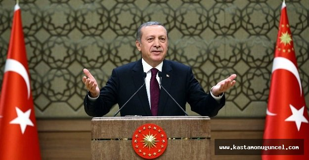 """Erdoğan: """"OHAL'in 3 ay daha uzatılması kararı tavsiye edildi"""""""