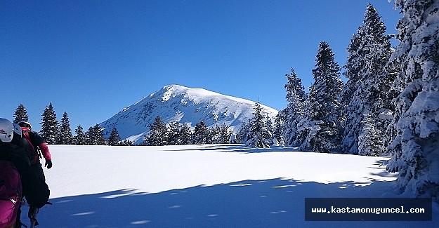 """Ilgaz Dağı """"Şehitleri Anma Kış Tırmanışı"""" yapılacak"""
