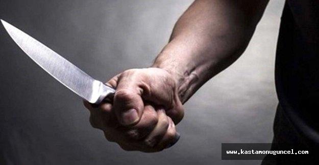 Kastamonu'da bıçaklı kavga: 1 yaralı
