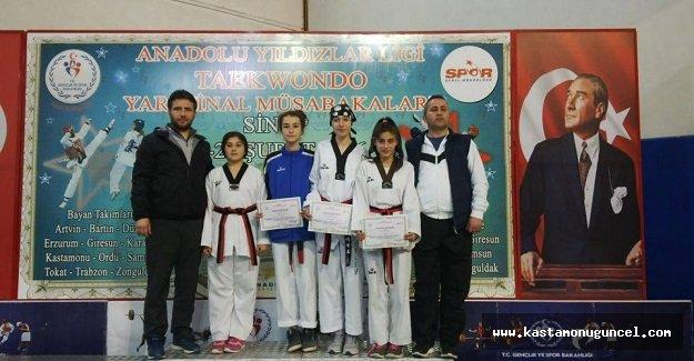 Yıldız Taekwondocularımız Finalde!