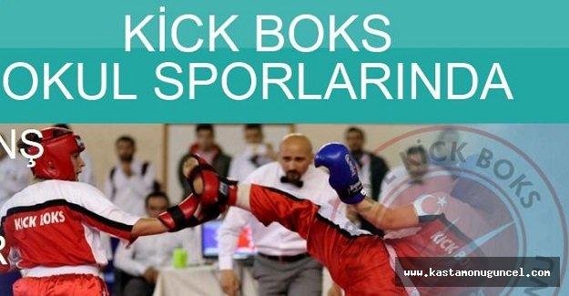 Kick Boks Okul Sporlarında