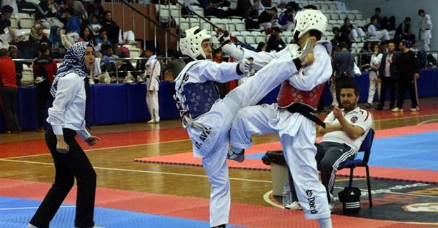 Taekwondo Grup Birinciliği Sona Erdi
