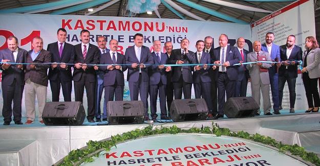 Bakan Eroğlu'ndan, Kastamonu'ya yatırım müjdesi