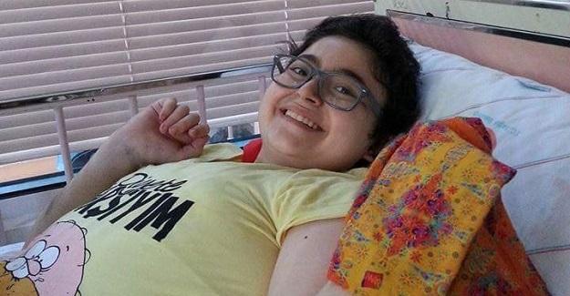 14 yaşındaki kız çocuğu kansere yenildi