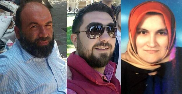 Demokrasi şehidi 3 Kastamonulu son yolculuğuna uğurlandı