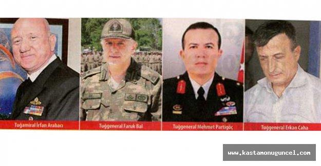 Faruk Bal 'Yurtta Sulh Konseyi' üyesi çıktı