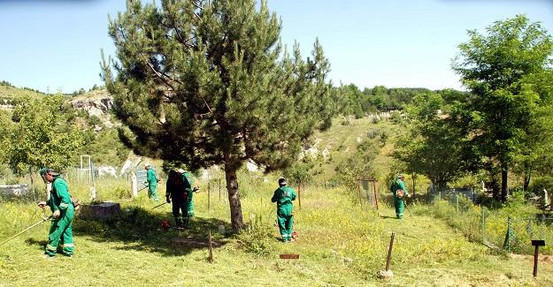 Kastamonu Belediyesi'nde bayram hazırlıkları