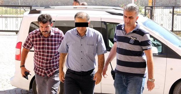 Kastamonu Jandarma Bölge Komutanı adliyeye çıkartıldı