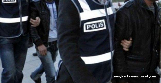 Kastamonu'da 52 kişi tutuklandı, 27 kişi gözaltına alındı