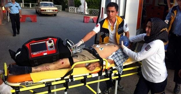 Kazada yaralanan kişi hayatını kaybetti