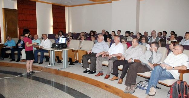 Pompeiopolis'e uluslararası konferans