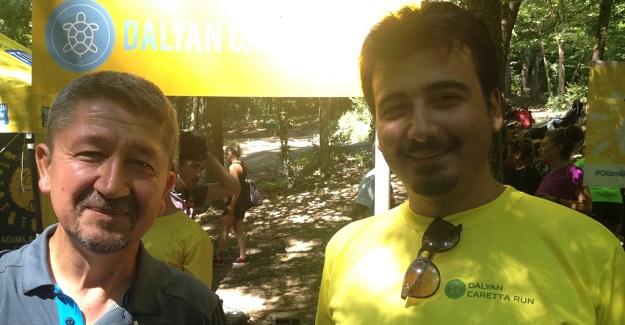 Rıdvan Şükür, Caretta Run'da koşacak