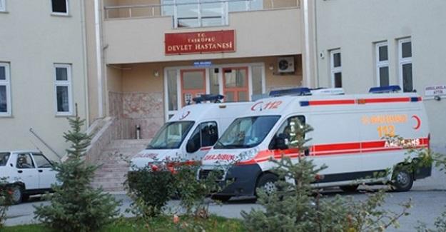 Taşköprü Devlet Hastanesi'nde 5 personel açığa alındı