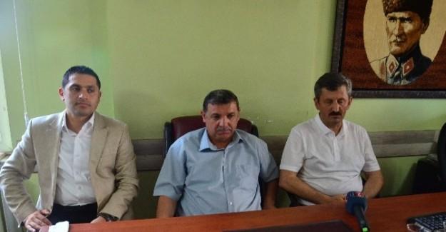 AK Parti'den Kastamonulular Derneği'ne ziyaret
