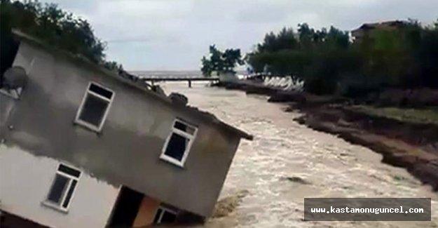 Bartın'da sel felaketinin bilançosu ağır oldu
