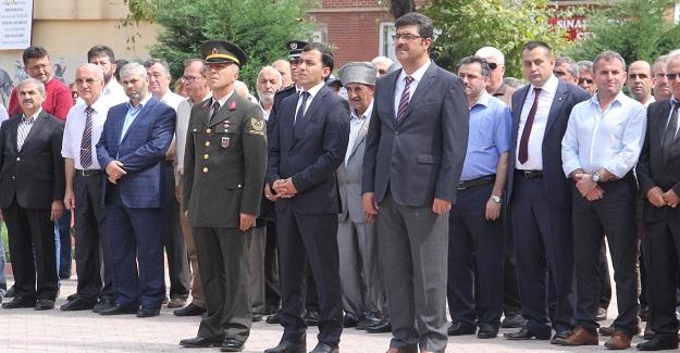 Bozkurt'ta 30 Ağustos Zafer Bayramı kutlandı