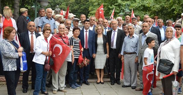 CHP'den 30 Ağustos Zafer yürüyüşü