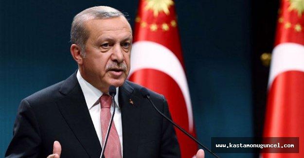 Erdoğan'dan çarpıcı açıklama