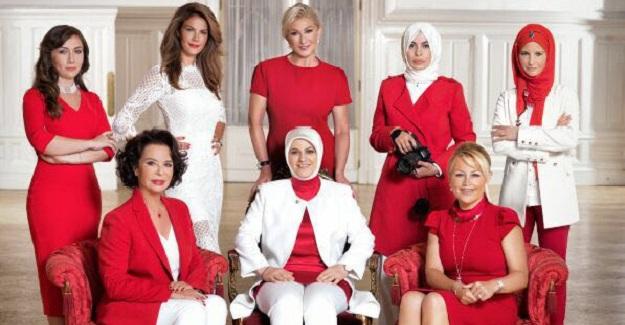 Güçlü kadın güçlü Türkiye