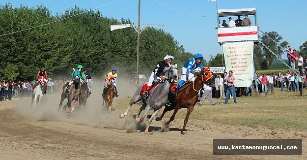 Kastamonu'da 30 Ağustos Zafer Koşusu düzenlendi