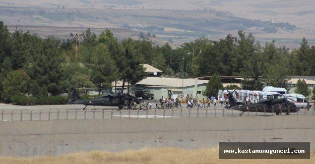 Lice'de askere saldırı: 4 şehit