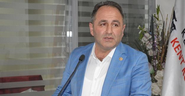 Milletvekili Demir'den sert eleştiri