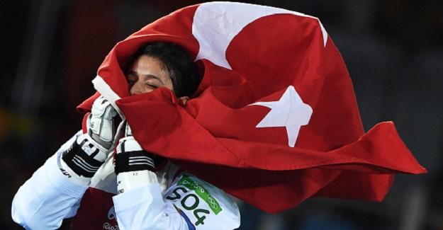 Nur Tatar'dan Rio'da Bronz Madalya