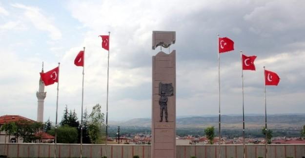 """""""Şehitlik Anıtı"""" açılışı 29 Ağustos'ta yapılacak"""