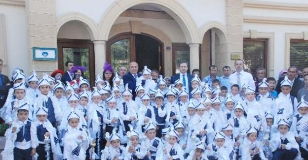 Taşköprü'de toplu sünnet töreni ve at yarışları