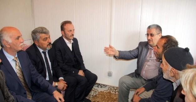 AK Parti, MHP ve CHP'den yardım kampanyası