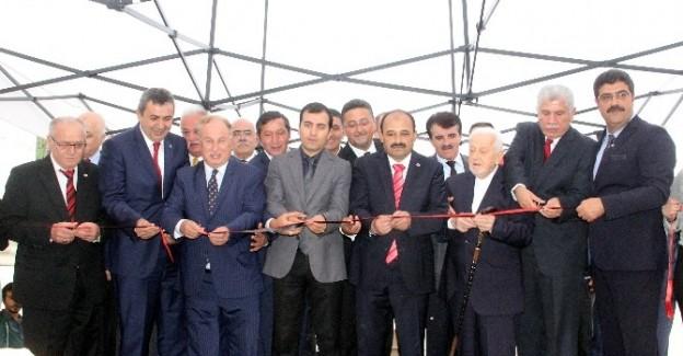 Bozkurt'ta 10 hizmetin açılışı ile 4 proje tanıtıldı