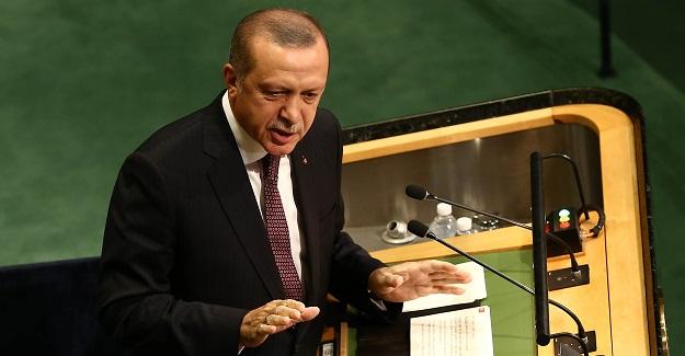 """Erdoğan: """"Milletimle iftihar ediyorum"""""""