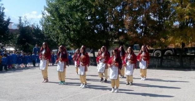 Daday'da İlköğretim Haftası kutlandı