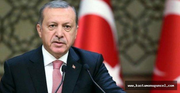 """Erdoğan: """"Bizim için ok yaydan çıktı"""""""