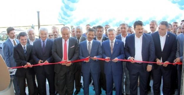 İŞGEM binası törenle hizmete açıldı