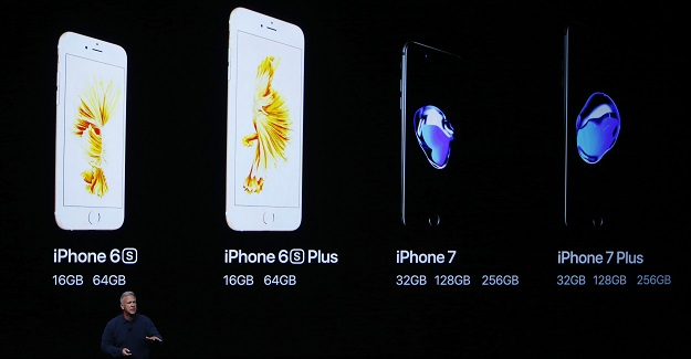 İşte iPhone 7 ve iPhone 7 Plus