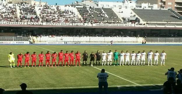 Kastamonuspor 1966 Aydın'a Patladı: 0-4
