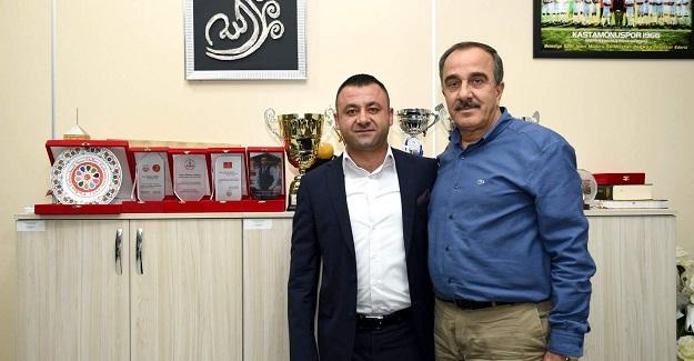 Kastamonuspor'un yeni başkanı!