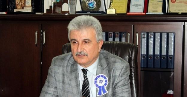 KESOB Başkanı Ergin'den esnaflara uyarı