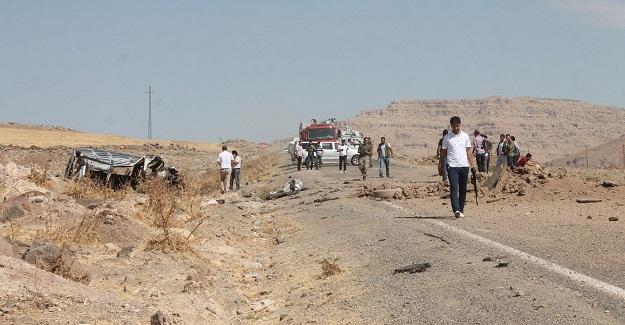 Mardin'de kalleş tuzak: 4 şehit, 6 yaralı