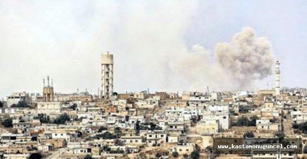 Suriye'de ateşkes 199 kez ihlal edildi
