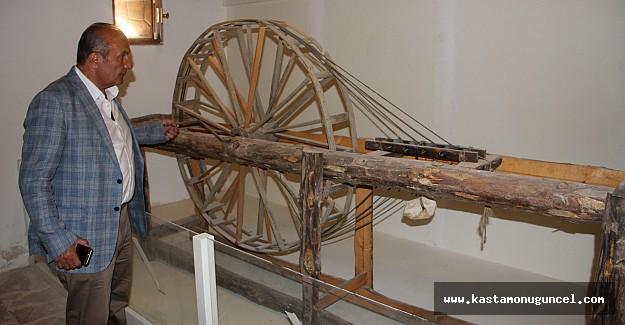 Taşköprü Kent Tarihi Müzesi'nde sona gelindi