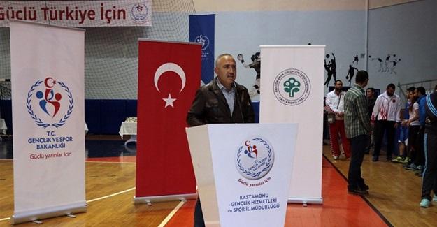 Amatör Spor Haftası ödül töreni yapıldı