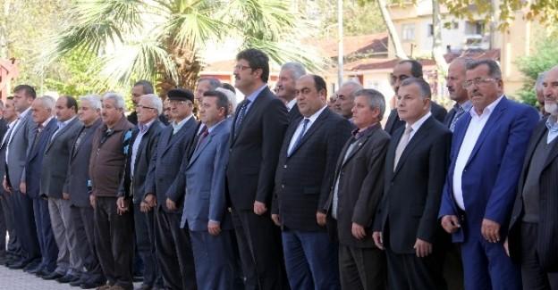 Bozkurt'ta 19 Ekim Muhtarlar Günü kutlandı