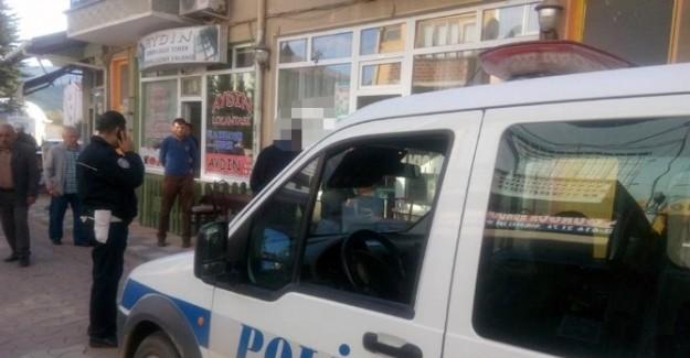 Kastamonu'da kahvehane kurşunlandı