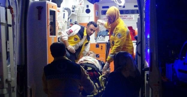 İki kardeş arasında silahlı kavga: 4 yaralı